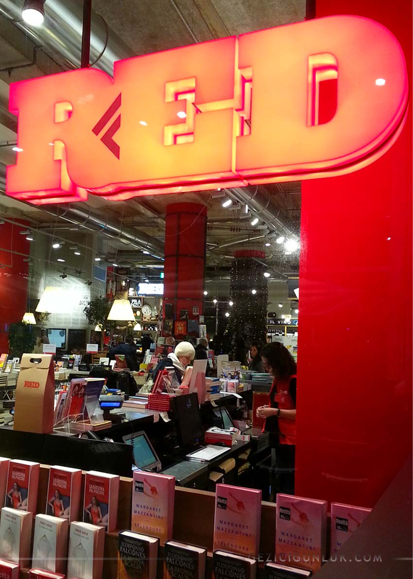 red_read_eat_dream_milano_alışveriş