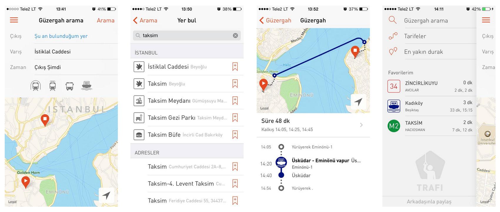 trafi_turkiye_ulasim_app