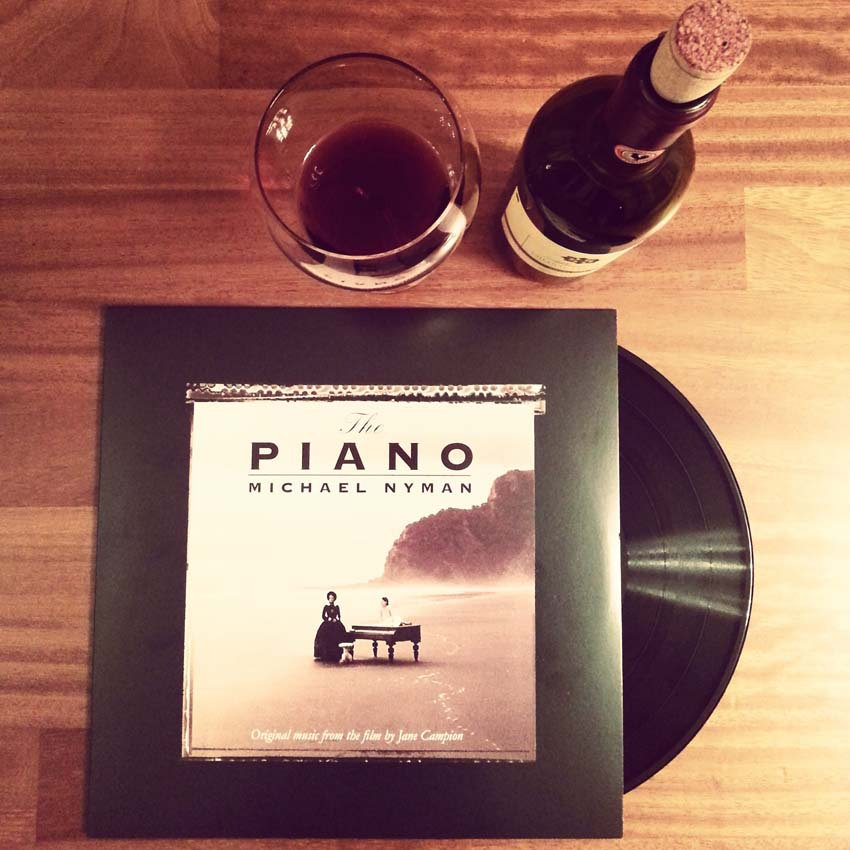 piano soundtrack vinyl