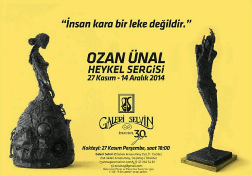 ozan_unal_heykel_sergisi_galeri_selvin