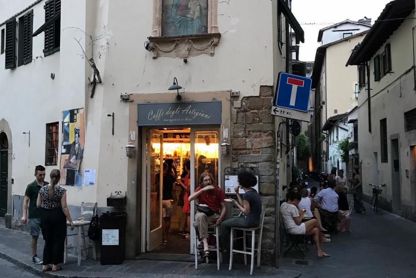 caffe_degli_artigiani_firenze_floransa_yeme_icme_notlari